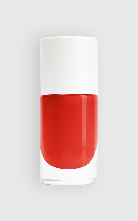 Nailmatic - Pure Color Ella Nail Polish in Coral Red