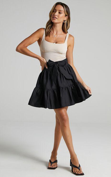 Sabah Skirt in Black