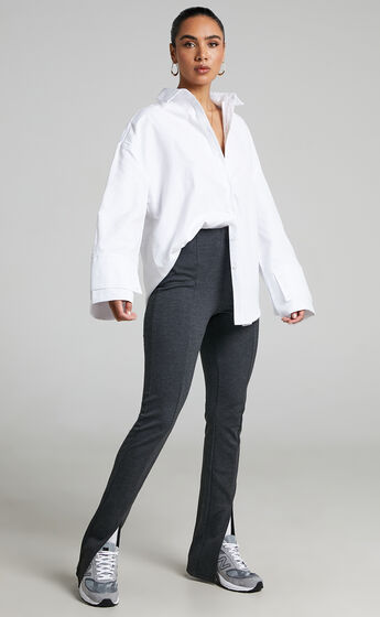 4th & Reckless - Semra Shirt in White