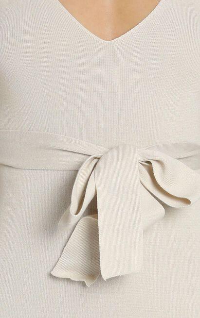 Good Publicity Dress in cream - 4 (XXS), Cream, hi-res image number null