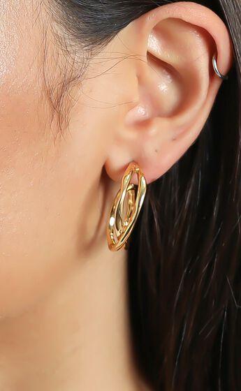 Reliquia - Devotion Earrings in Gold