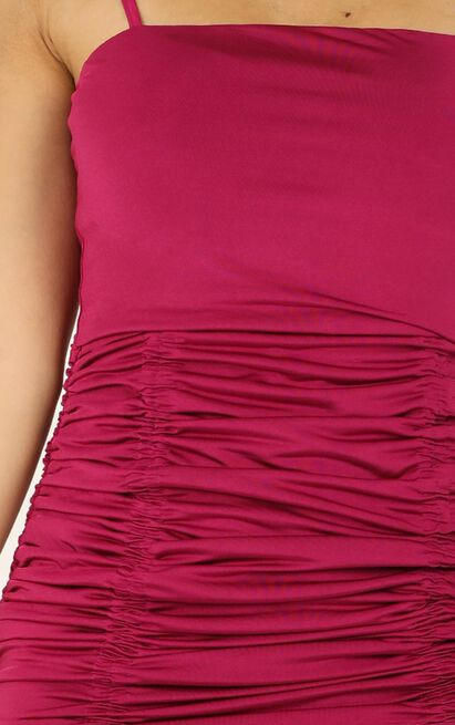 Darling Days Dress in berry - 14 (XL), Pink, hi-res image number null