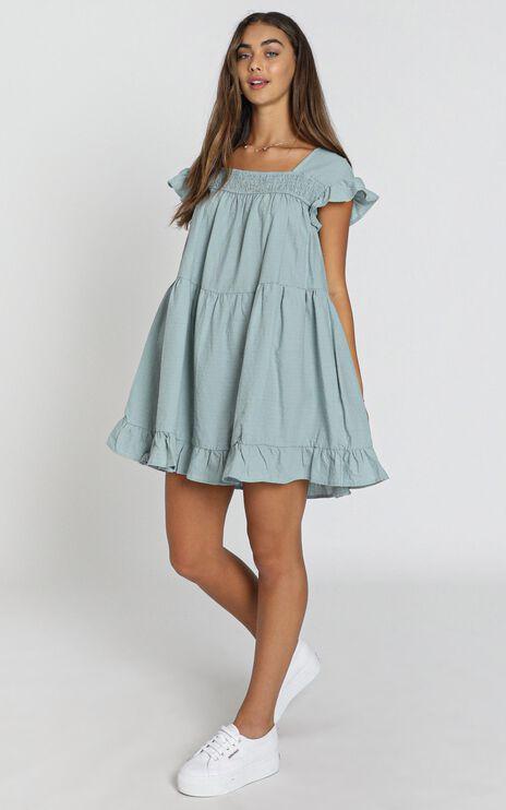 Shea Dress In Sage