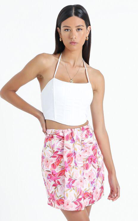 Wiven Skirt in Eventful Bloom