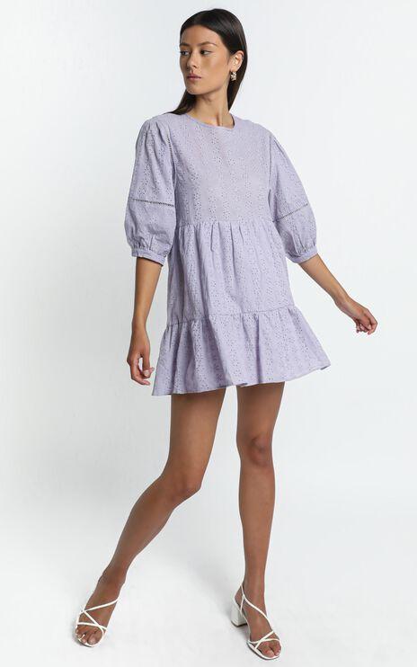 Lore Dress in Lilac