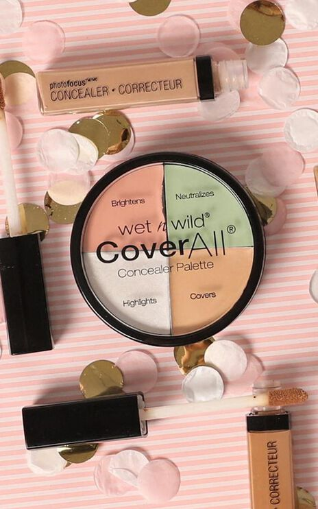 Wet N Wild - CoverAll Concealer Palette