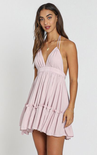 You Are Living dress in pink - 6 (XS), Pink, hi-res image number null