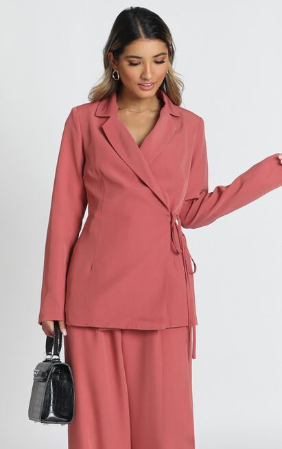 Headquarters Blazer in dusty rose - 20 (XXXXL), Pink, hi-res image number null