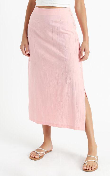 Miri Skirt in Blush