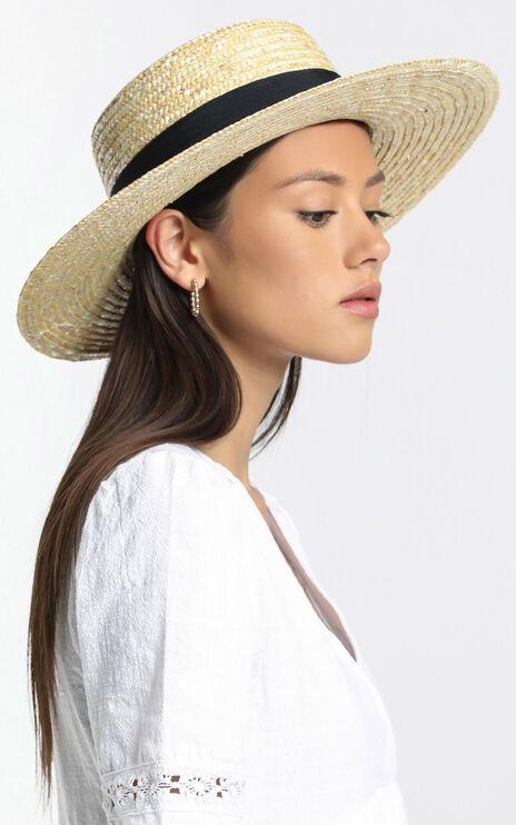 Destine Straw Hat