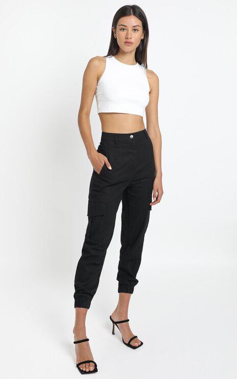 Kayla Pants in Black