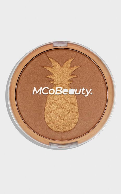 MCoBeauty - Fruity Beauty 2-In-1 Bronzer and Highlighter