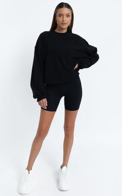 Cheska Jumper in Black