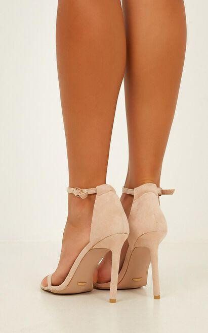 Billini - Andi heels in blush micro - 10, Blush, hi-res image number null