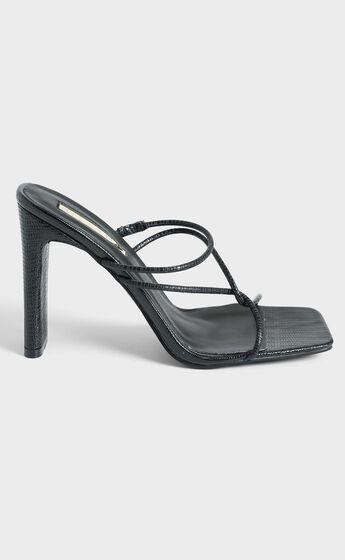 Billini - Emmah Heels in Black Scale