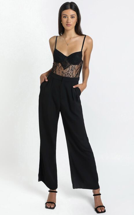 Bryony Trousers in Black