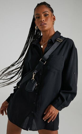 Serah Dress in Black