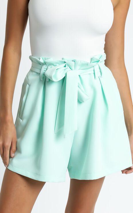 Amazona Shorts in Mint