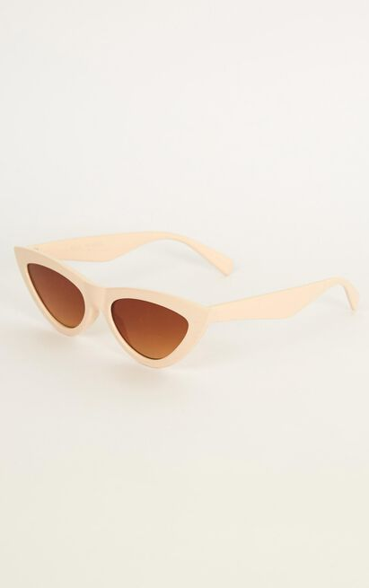 Start From Here Sunglasses In Nude, , hi-res image number null