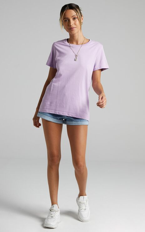 AS Colour - Maple Tee in Lavender