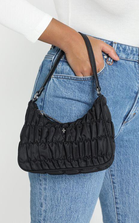 Peta and Jain - Tyra Bag in Black Nylon