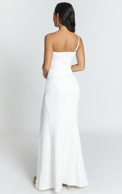 No Ones Fault Dress in white - 14 (XL), White, hi-res image number null