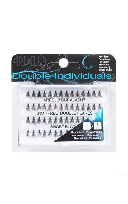 Ardell - Double Individual Knot Free Short Lashes in Black, , hi-res image number null