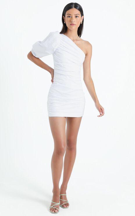Lexia Dress in White