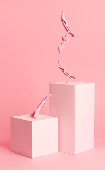 Mermade Hair - Mermade Grip Clips in Pink