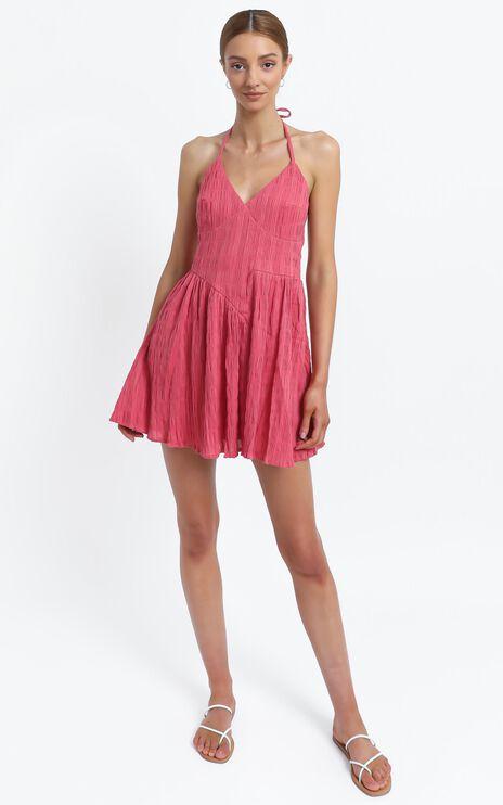 Mystic Dress in Watermelon