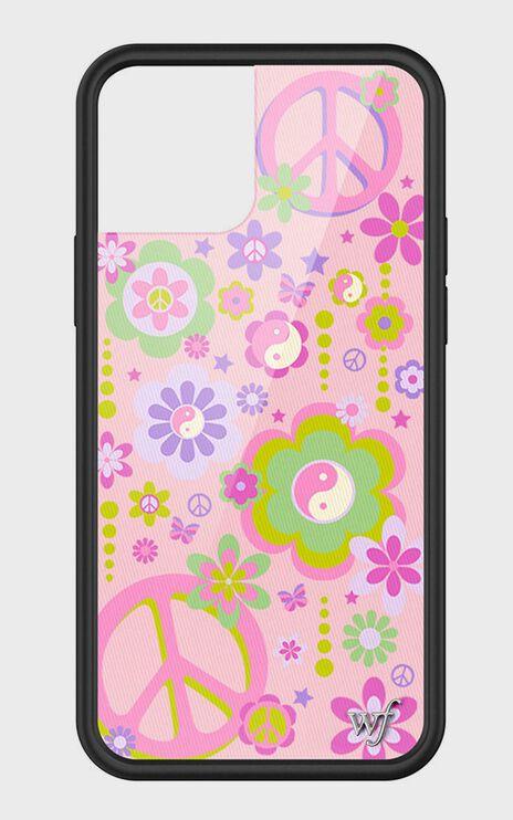 Wildflower - Iphone Case in Peace N Luv