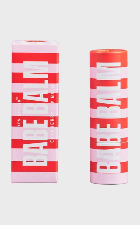 Yes Studio - Lip Balm Cranberry