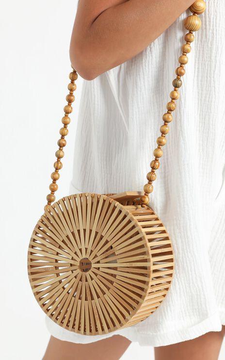 Evalyn Bag in Bamboo
