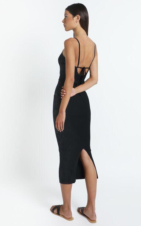 Jovie Dress in Black