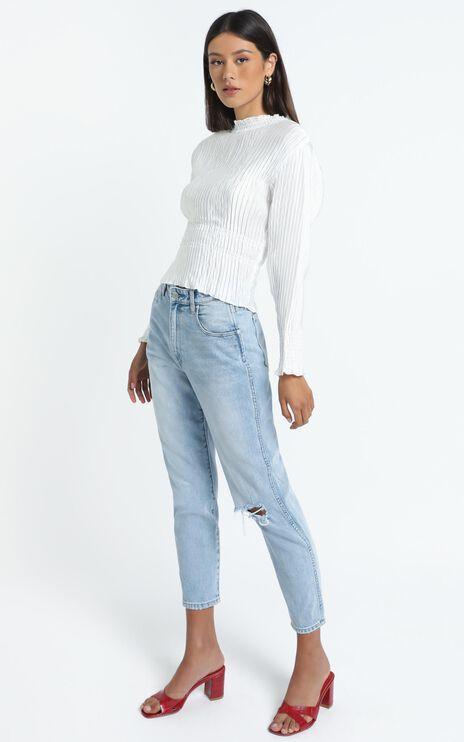 Rafferty Top in White