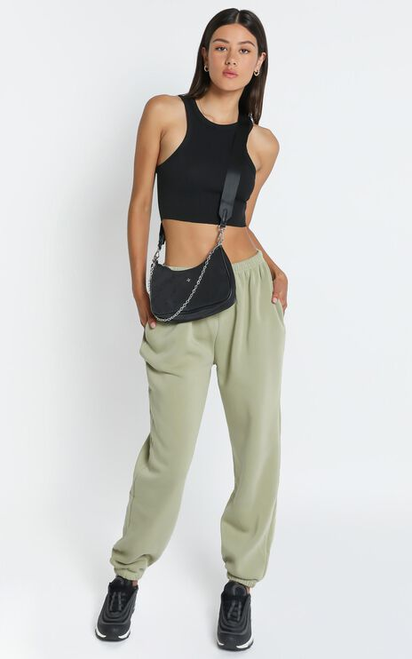 Lioness - Academy Sweatpants in Sage