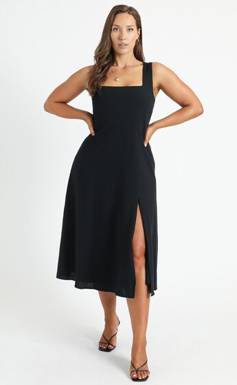 Circus Show Dress in Black
