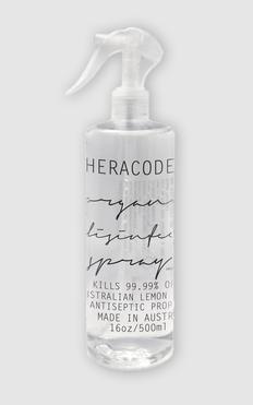 Heracode + Co - Organic Disinfectant Spray