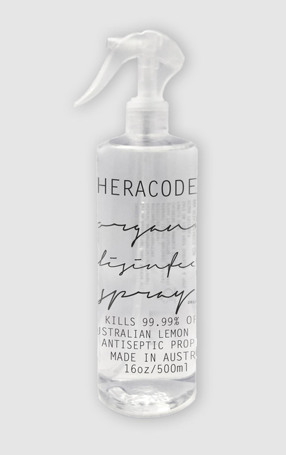 Heracode + Co - Organic Disinfectant Spray , , hi-res image number null