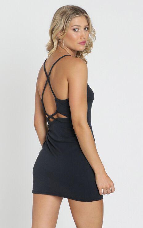 Zinnia Dress In Black