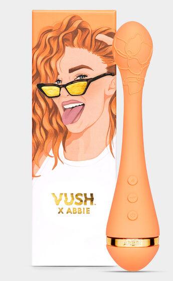 Vush - Abbie G-Spot Vibrator in Orange