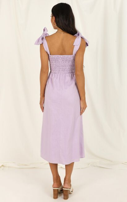 Untamed Dress in lilac - 20 (XXXXL), Purple, hi-res image number null