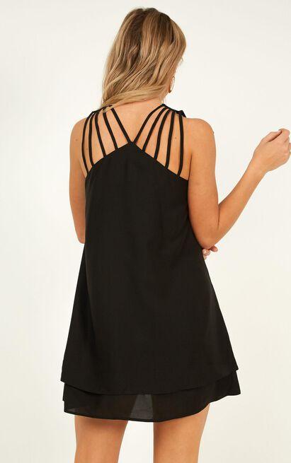 When You Dance dress in black - 12 (L), Black, hi-res image number null