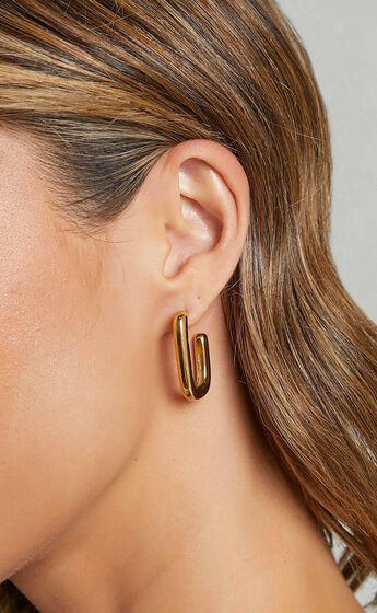 Peta and Jain - Shira Earrings in Gold