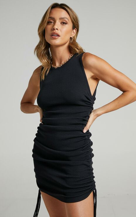 Lioness - Military Minds Dress in Black