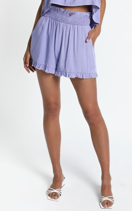 Hampshire Shorts in Lilac