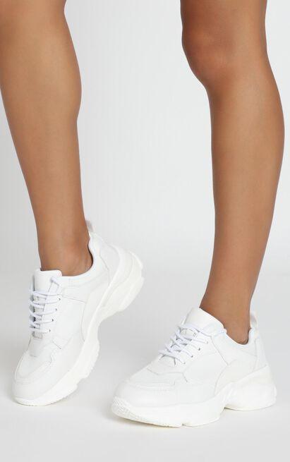 Billini - Stassi sneakers in white - 10, White, hi-res image number null