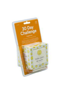 Doiy: 30 Day Challenge - Happiness