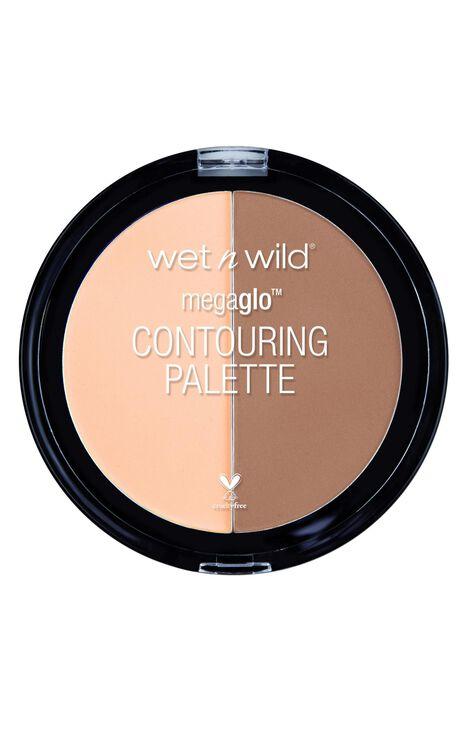 Wet N Wild - MegaGlo Contouring Palette in Dulce De Leche