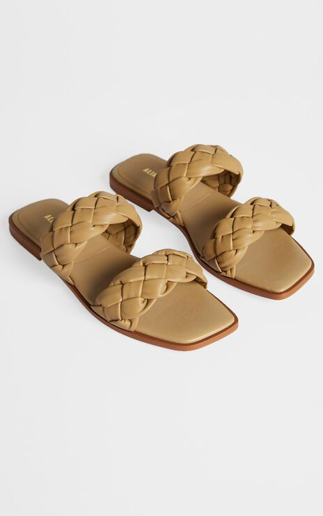 Alias Mae - Turner Sandals in Natural Leather